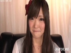 【XVIDEOS②】パイパン美少女 AVデビュー 西村翔子 18歳 「もういい!」と言うまで止めないチ○ポを吸い続けるザーメン大好き娘。