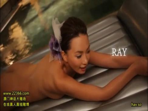 【XVIDEOS無修正】敏感ボディのハーフ美女Rayがジャポルノ初降臨!最高級中出し風俗嬢に!