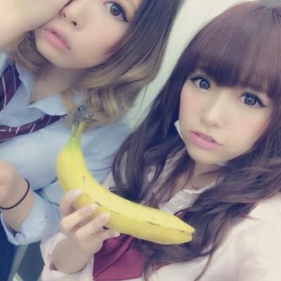 [画像有り]JK バナナで画像検索してみた結果すごいことにwwwwwエロかわいいwwwwww